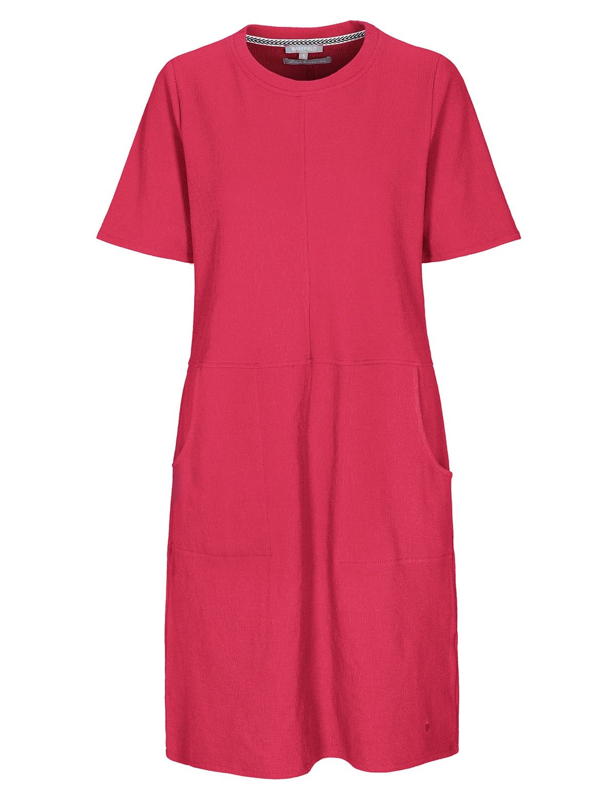 Kleid mit Strukturmuster - Bellini