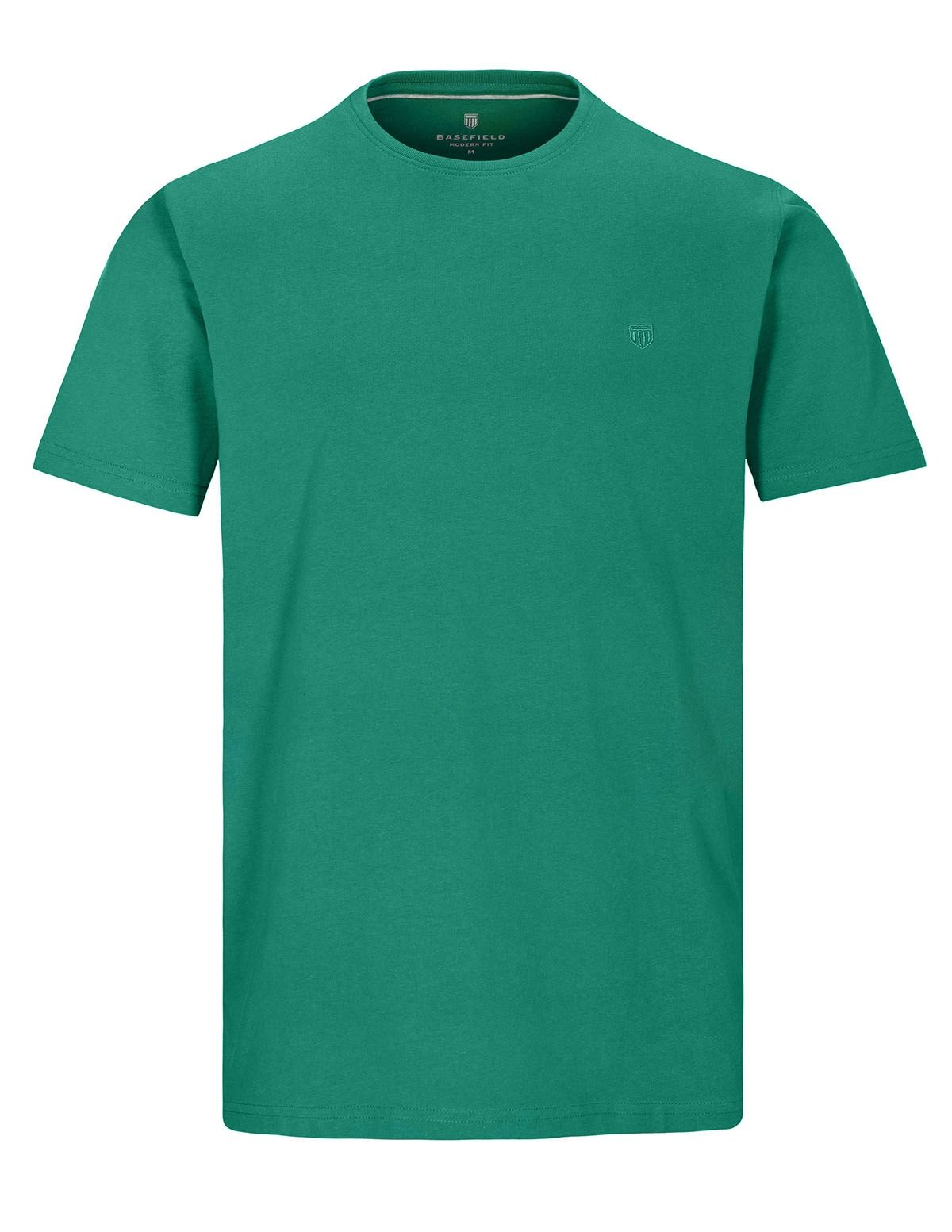 T-Shirt Rundhals - Palm Green