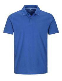 ORGANIC COTTON Polo Pique - Royal Blue