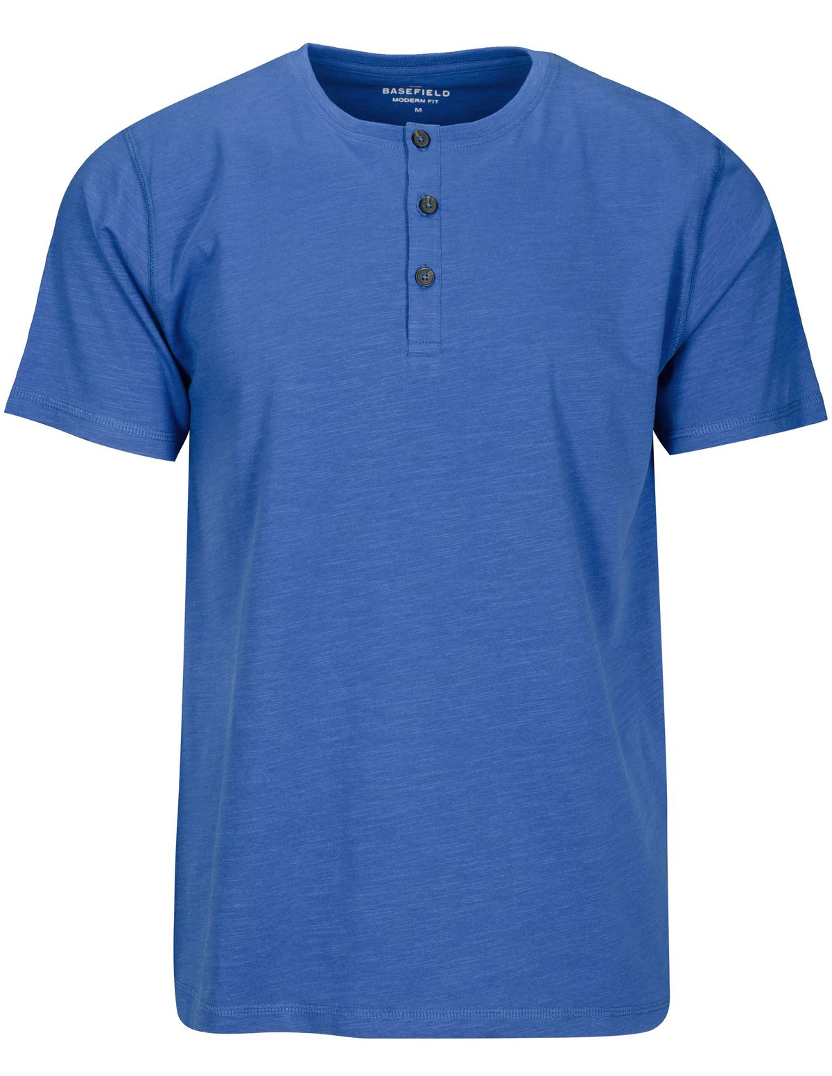 Henley Shirt - Royal