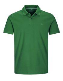 ORGANIC COTTON Polo Pique - Green