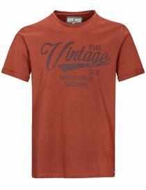 T-Shirt Pure Vintage - Light Brick