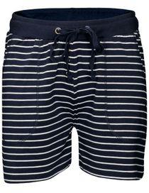 Shorts - Navy White