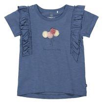 BASEFIELD T-Shirt SO LOVELY - Jeans Blue