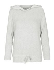 Hoodie Soft Touch - Misty Grey