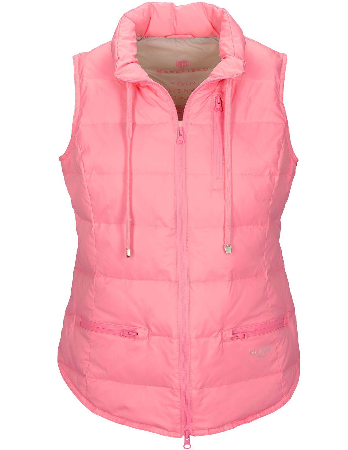 Daunenweste Selina - Bonbon Pink