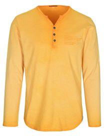 Henley Shirt - Safran