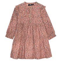 BASEFIELD Kleid mit Allover-Print - Vintage Blush