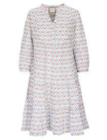 Kleid Organic Cotton mit Allover-Print
