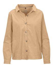 FRY DAY Cord Overshirt - Caramel