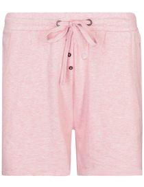 HOMEWEAR Shorts - Lightpink Melange
