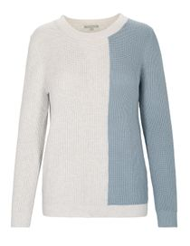 ORGANIC COTTON Pullover - Mistygrey Polar
