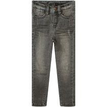 BASEFIELD Jeans - Mid Grey Denim