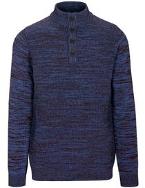 Troyer Pullover - True Blue