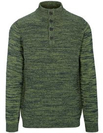 Troyer Pullover - Cactus Green