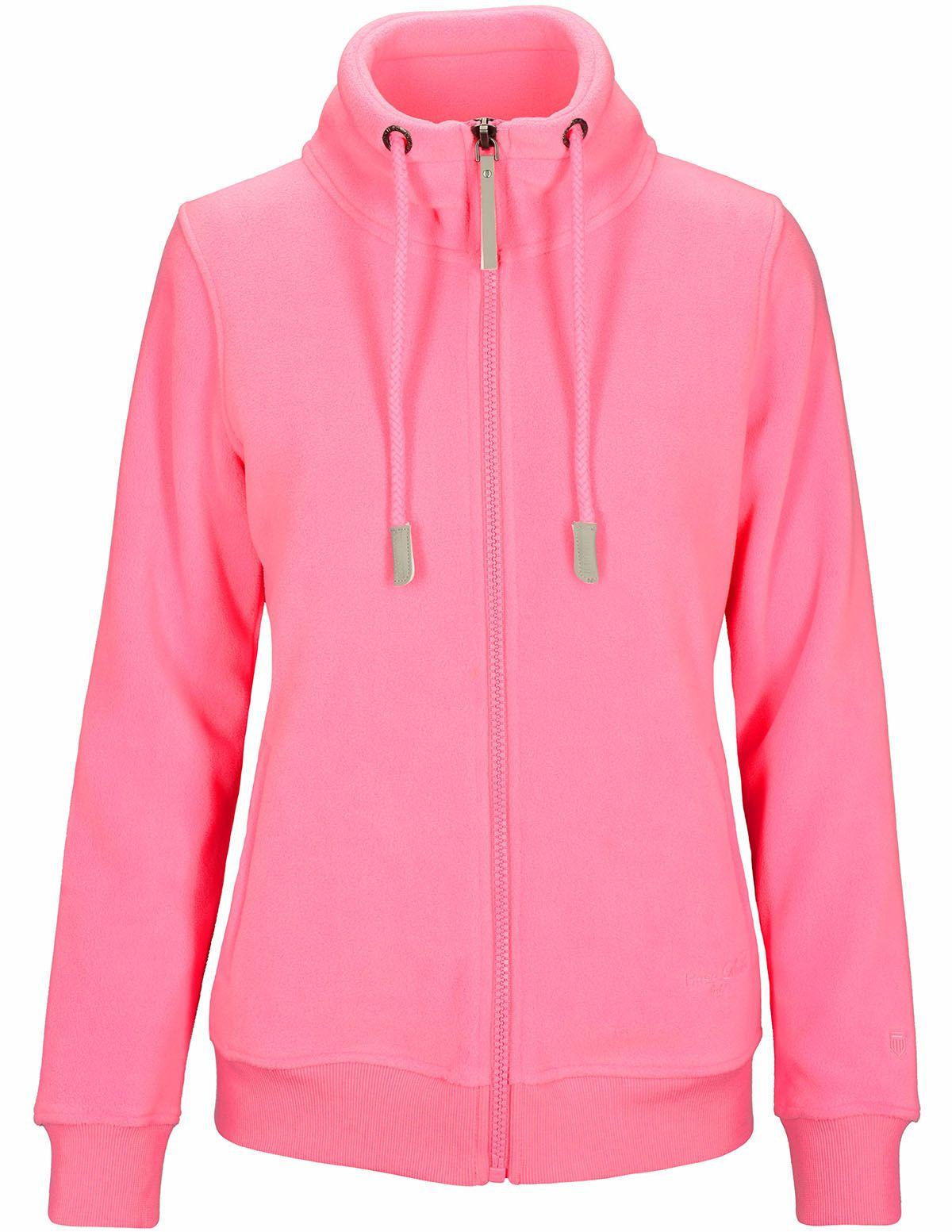 Fleecejacke NOELLE - Bonbon Pink