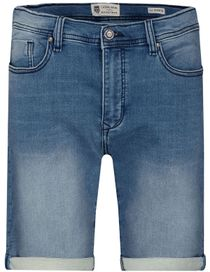 Jeans Stretch Bermuda - Blue Denim