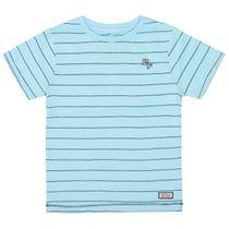 T-Shirt mit Streifen - Sea Blue Stripe