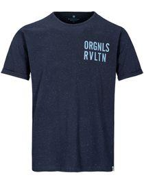 Long T-Shirt RVLTN - Blue Navy
